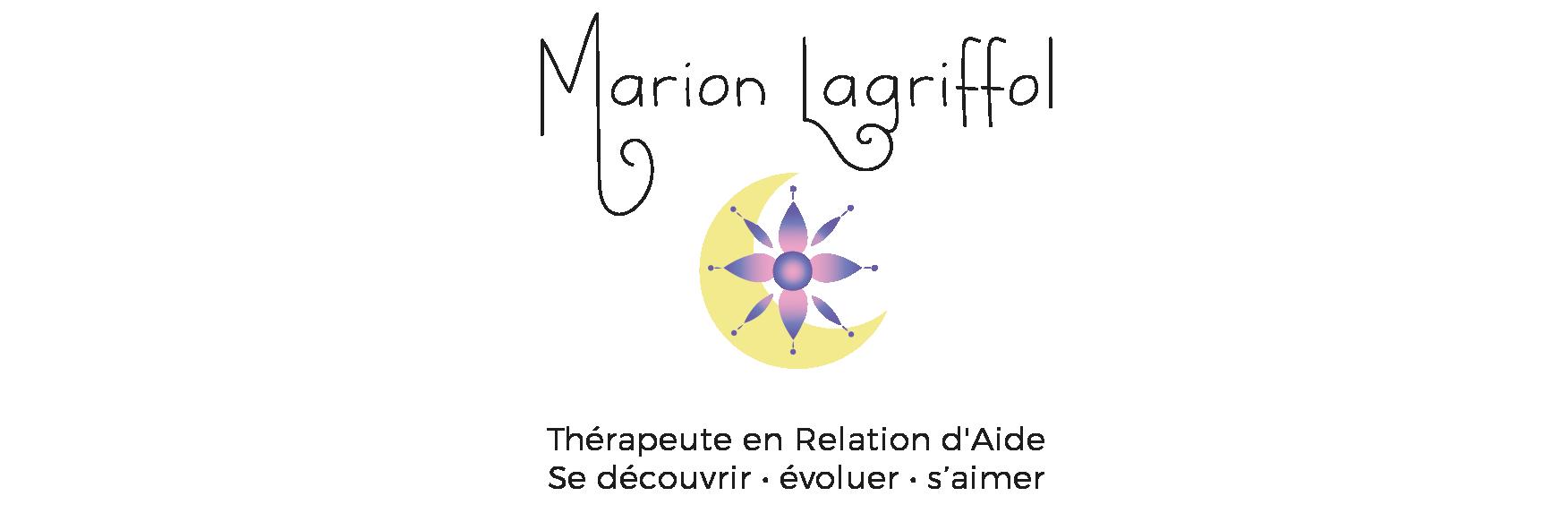 Marion Lagriffol – Thérapeute en Relation d'Aide